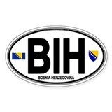 Bosnia-Herzegovina Decal