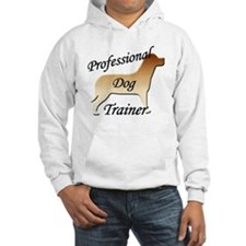 Cute Australian cattle dog in agility Hoodie