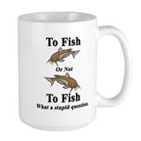 Catfish To Fish or Not to Fis Mug