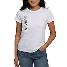 Linewife Tee