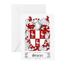 Storer Greeting Cards (Pk of 10)