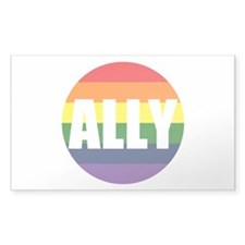 Cute Gay rights Decal