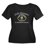Lake Elsinore Police Women's Plus Size Scoop Neck