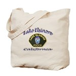 Lake Elsinore Police Tote Bag