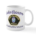 Lake Elsinore Police Mug