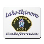 Lake Elsinore Police Mousepad