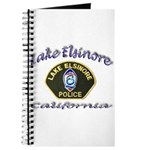 Lake Elsinore Police Journal