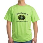 Lake Elsinore Police Green T-Shirt