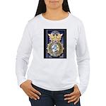 USAF Police GWOT Women's Long Sleeve T-Shirt