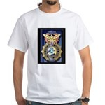 USAF Police GWOT White T-Shirt