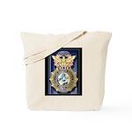 USAF Police GWOT Tote Bag