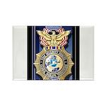 USAF Police GWOT Rectangle Magnet (100 pack)