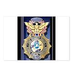 USAF Police GWOT Postcards (Package of 8)