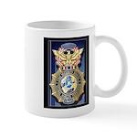 USAF Police GWOT Mug