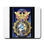 USAF Police GWOT Mousepad