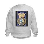USAF Police GWOT Kids Sweatshirt