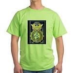 USAF Police GWOT Green T-Shirt