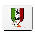 Italian Soccer Mousepad