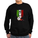 Italian Soccer Sweatshirt (dark)