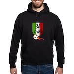 Italian Soccer Hoodie (dark)