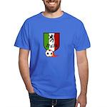 Italian Soccer Dark T-Shirt