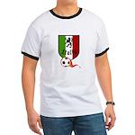 Italian Soccer Ringer T
