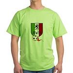 Italian Soccer Green T-Shirt