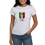 Italian Soccer Women's T-Shirt