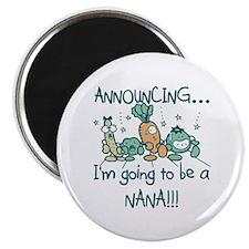 Veggies Future Nana Magnet