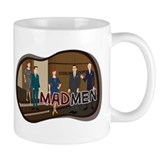 Sterling Cooper Mad Men Small Mug