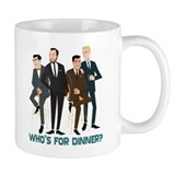 Mad Men Philanderers Small Mug