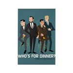 Mad Men Philanderers Magnet