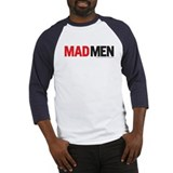 Mad Men Logo Baseball Jersey