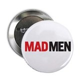 "Mad Men Logo 2.25"" Button"