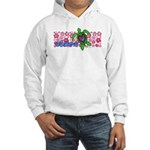ILY Aloha Hawaii Turtle Hooded Sweatshirt