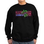 ILY Aloha Hawaii Turtle Sweatshirt (dark)
