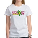 Aloha Hawaii Turtle Women's T-Shirt