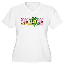 Aloha Hawaii Turtle T-Shirt