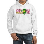 Aloha Hawaii Turtle Hooded Sweatshirt