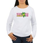Aloha Hawaii Turtle Women's Long Sleeve T-Shirt