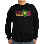 Aloha Hawaii Turtle Sweatshirt (dark)