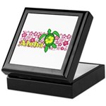 Aloha Hawaii Turtle Keepsake Box