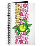 Aloha Hawaii Turtle Journal