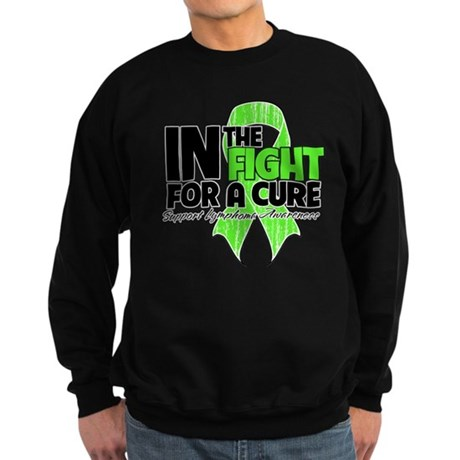 FightForaCureLymphoma Sweatshirt (dark)