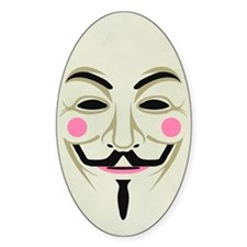 Guy Fawkes Decal