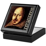 Shakespeare Portrait Keepsake Box
