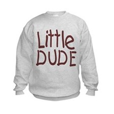 Big Dude-Little Dude Sweatshirt