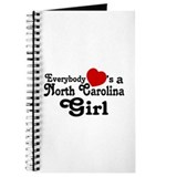 Everybody Hearts a NC Girl Journal