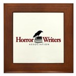 Horror Writers Association Framed Tile