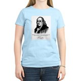 Ben Franklin Loves Beer T-Shirt